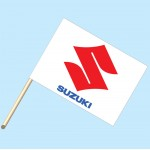 Suzuki Flag/Staff Combo