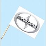 Scion Flag/Staff Combo