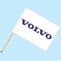 Volvo Flag/Staff Combo