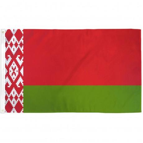 Belarus 3' x 5' Polyester Flag