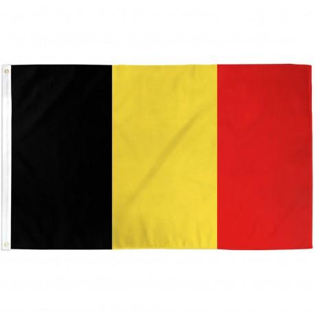 Belgium 3' x 5' Polyester Flag