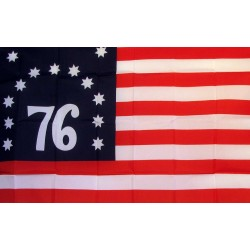 US Bennington 76 Historical 3'x 5' Flag