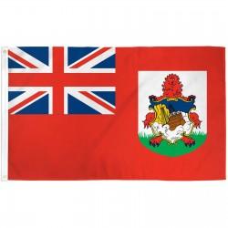 Bermuda 3' x 5' Polyester Flag