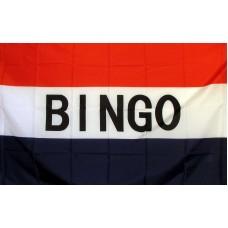 Bingo 3'x 5' Business Flag