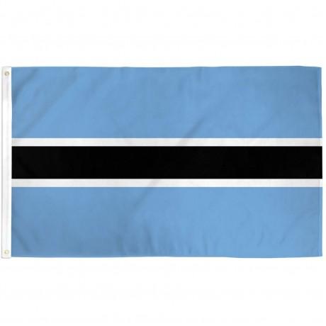 Botswana 3' x 5' Polyester Flag