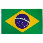 Brazil 3'x 5' Country Flag