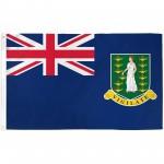 British Virgin Islands 3' x 5' Polyester Flag
