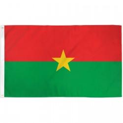 Burkina Faso 3' x 5' Polyester Flag