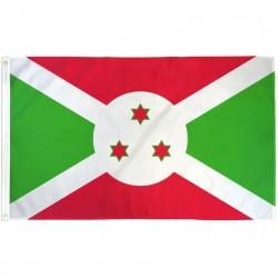 Burundi 3' x 5' Polyester Flag