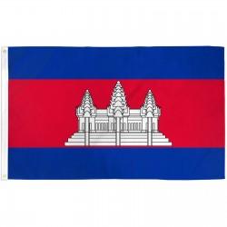 Cambodia 3' x 5' Polyester Flag