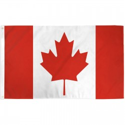 Canada 3'x 5' Country Flag