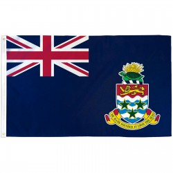 Cayman Islands 3' x 5' Polyester Flag