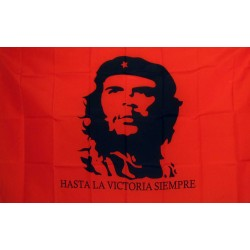 Che Guevara Red Historical 3' x 5' Flag