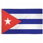 Cuba 3'x 5' Country Flag