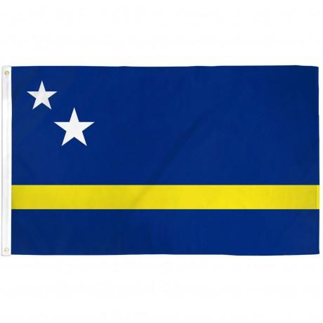 Curacao 3' x 5' Polyester Flag
