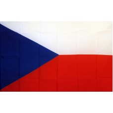 Czech Republic Country 3' x 5' Polyester Flag