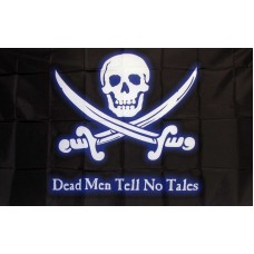 Dead Men Tell No Tales 3'x 5' Pirate Flag