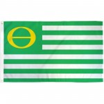 Green Ecology 3'x 5' Novelty Flag