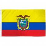 Ecuador 3'x 5' Country Flag