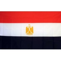 Egypt 3'x 5' Country Flag