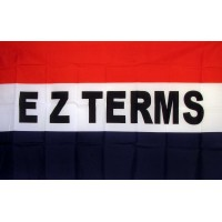 EZ Terms 3'x 5' Business Flag
