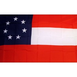 First Confederate 3'x 5' Historical Flag