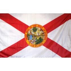 Florida 3'x 5' Solar Max Nylon State Flag