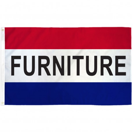 Furniture 3' x 5' Polyester Flag