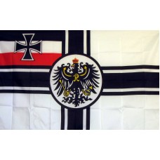 Imperial Germany WW-I Historical 3'x 5' Flag