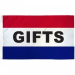 Gifts Patriotic 3' x 5' Polyester Flag