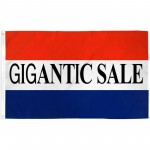 Gigantic Sale Patriotic 3' x 5' Polyester Flag