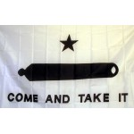 Gonzales Come & Take It Historical 3'x 5' Flag
