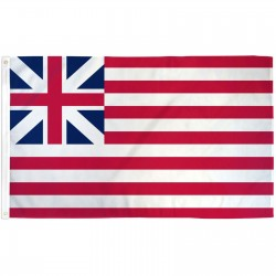 USA Historical Grand Union 3' x 5' Polyester Flag