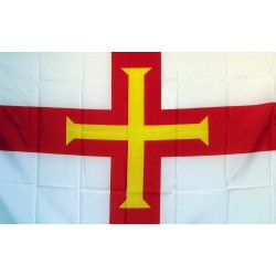 Guernsey 3'x 5' Country Flag