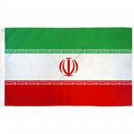 Iran (New) 3'x 5' Country Flag