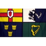 Irish Province  3'x 5' Country Flag