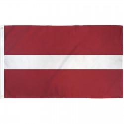 Latvia 3'x 5' Country Flag