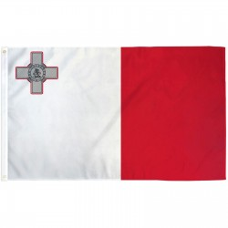 Malta 3'x 5' Country Flag