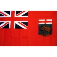 Manitoba 3'x 5' Flag