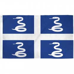 Martinique 3'x 5' Country Flag