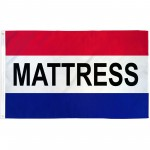 Mattress 3' x 5' Polyester Flag