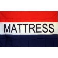 Mattress 3'x 5' Business Flag