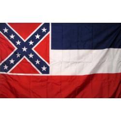 Mississippi 3'x 5' Solar Max Nylon State Flag
