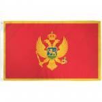 Montenegro 3'x 5' Country Flag