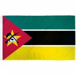 Mozambique 3'x 5' Country Flag