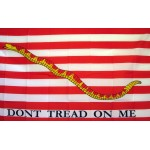 First Navy Jack Historical 3' x 5' Polyester Flag