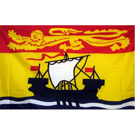 New Brunswick 3'x 5' Flag