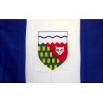 Northwest Territories 3'x 5' Flag