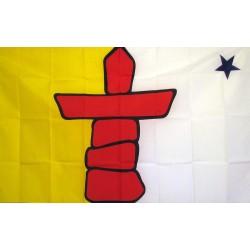 Nunavut 3'x 5' Flag