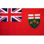 Ontario 3'x 5' Flag